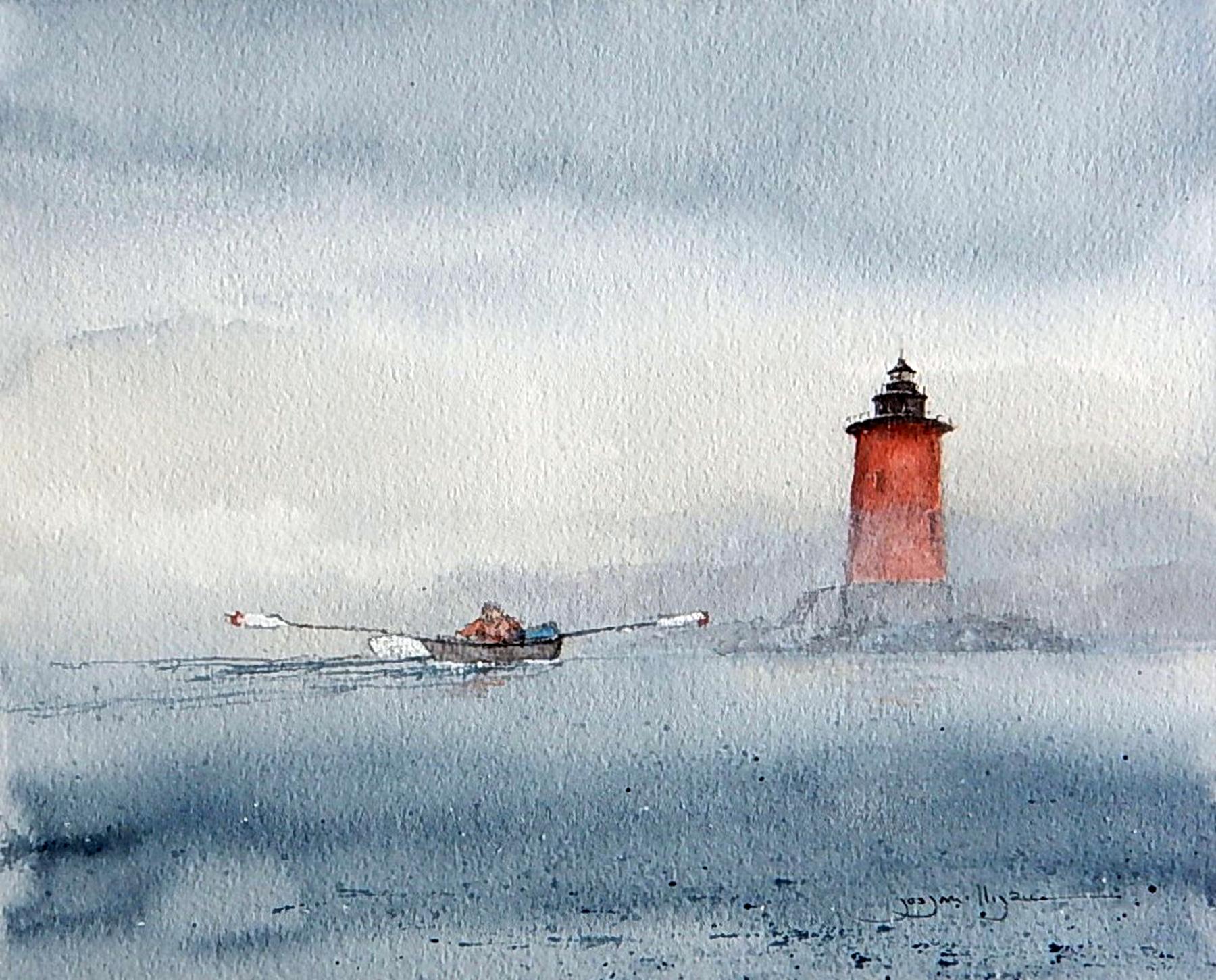 Artist Joe Milligan