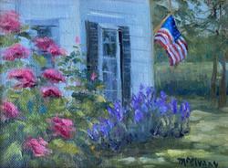 Artist Jane McElvany Coonce
