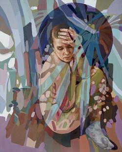 Artist Chloe McEldowney