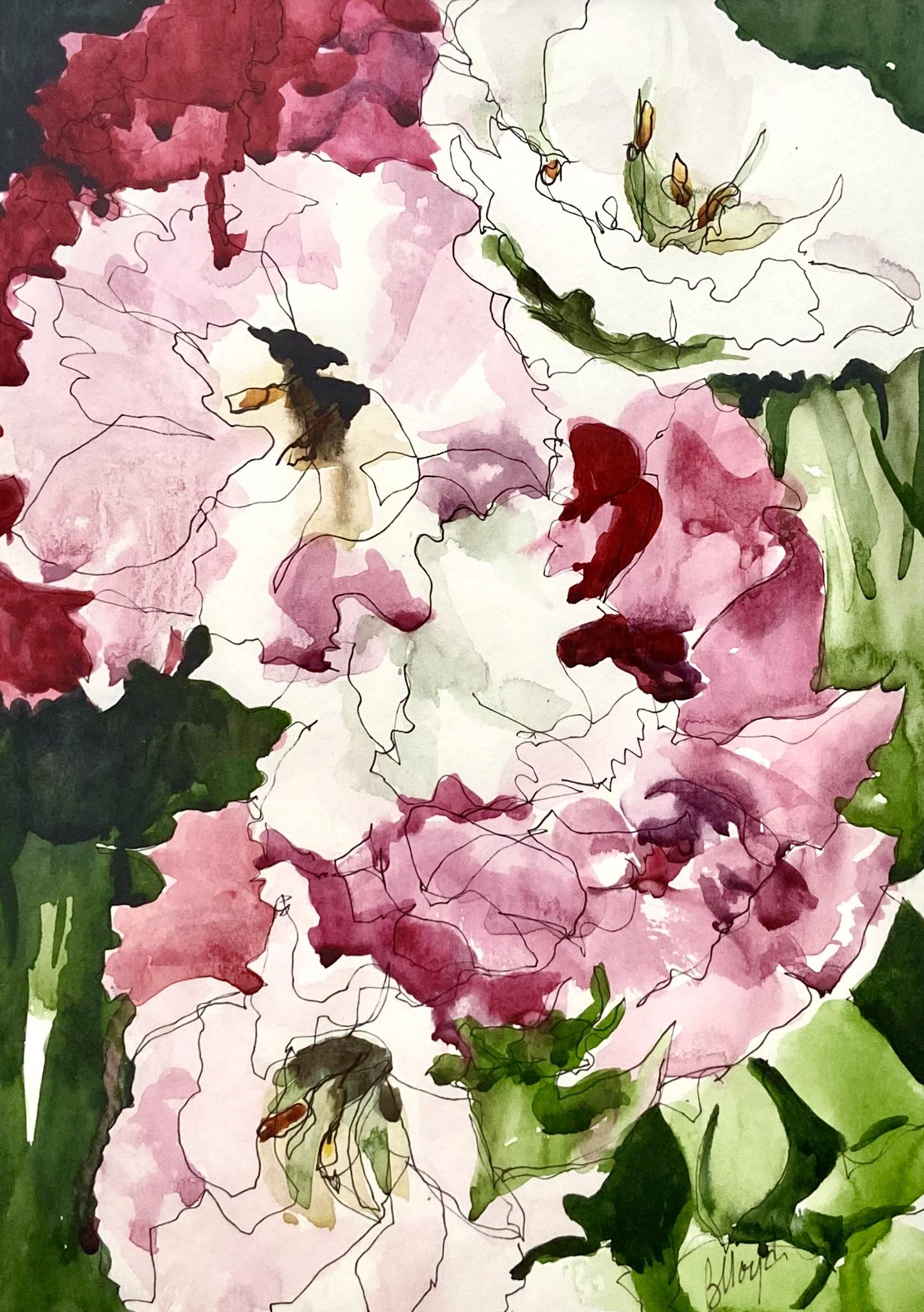 Artist Barbara Lloyd