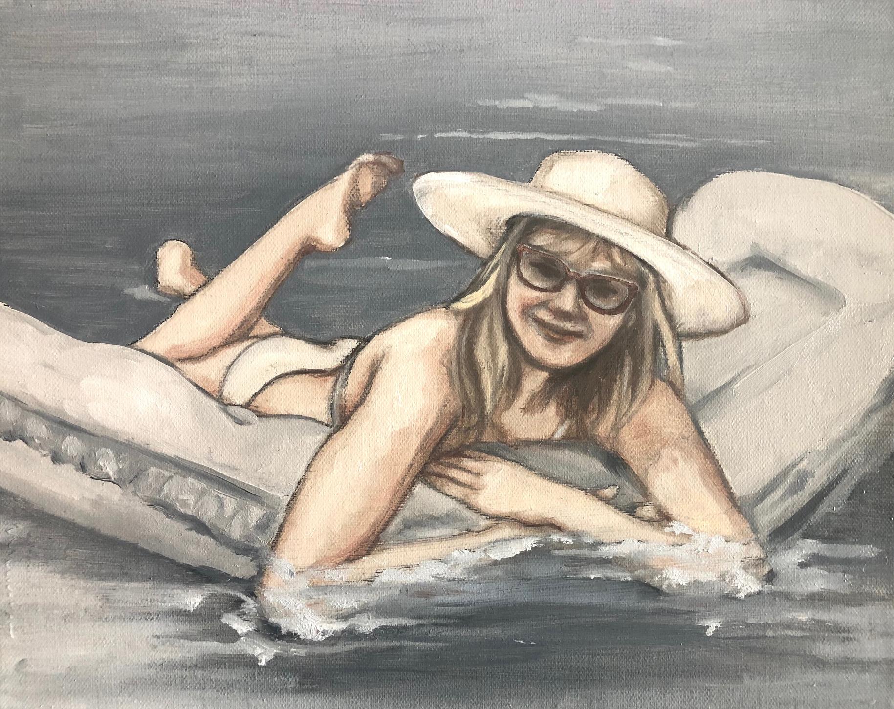 Artist Sharon Strine