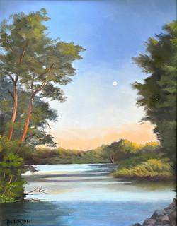 Artist Bill Patterson