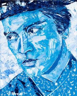 Artist Al Moretti