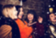 Girls Partying Wedding geelong capri caterer corporate