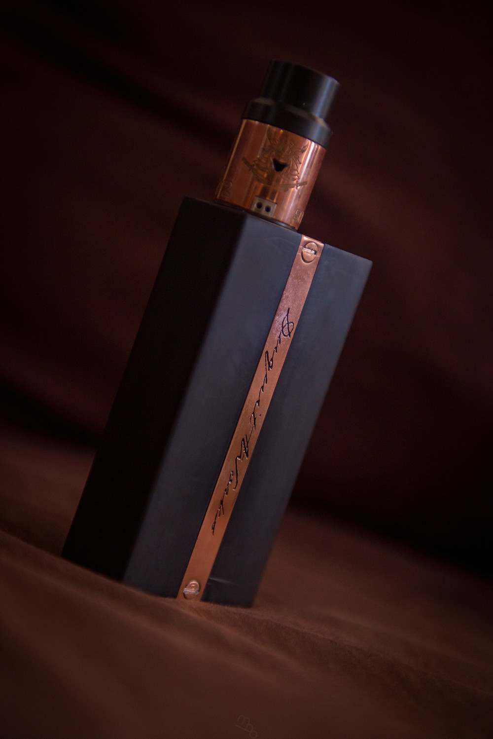 Duquit Cinco with Samurai Competition V2 Copper