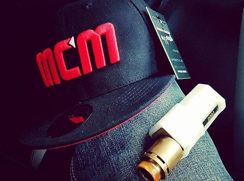 MCM Snap Back Cap