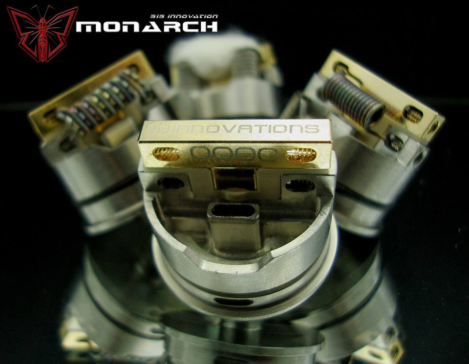 Quality and Practical! : Monarch RDA