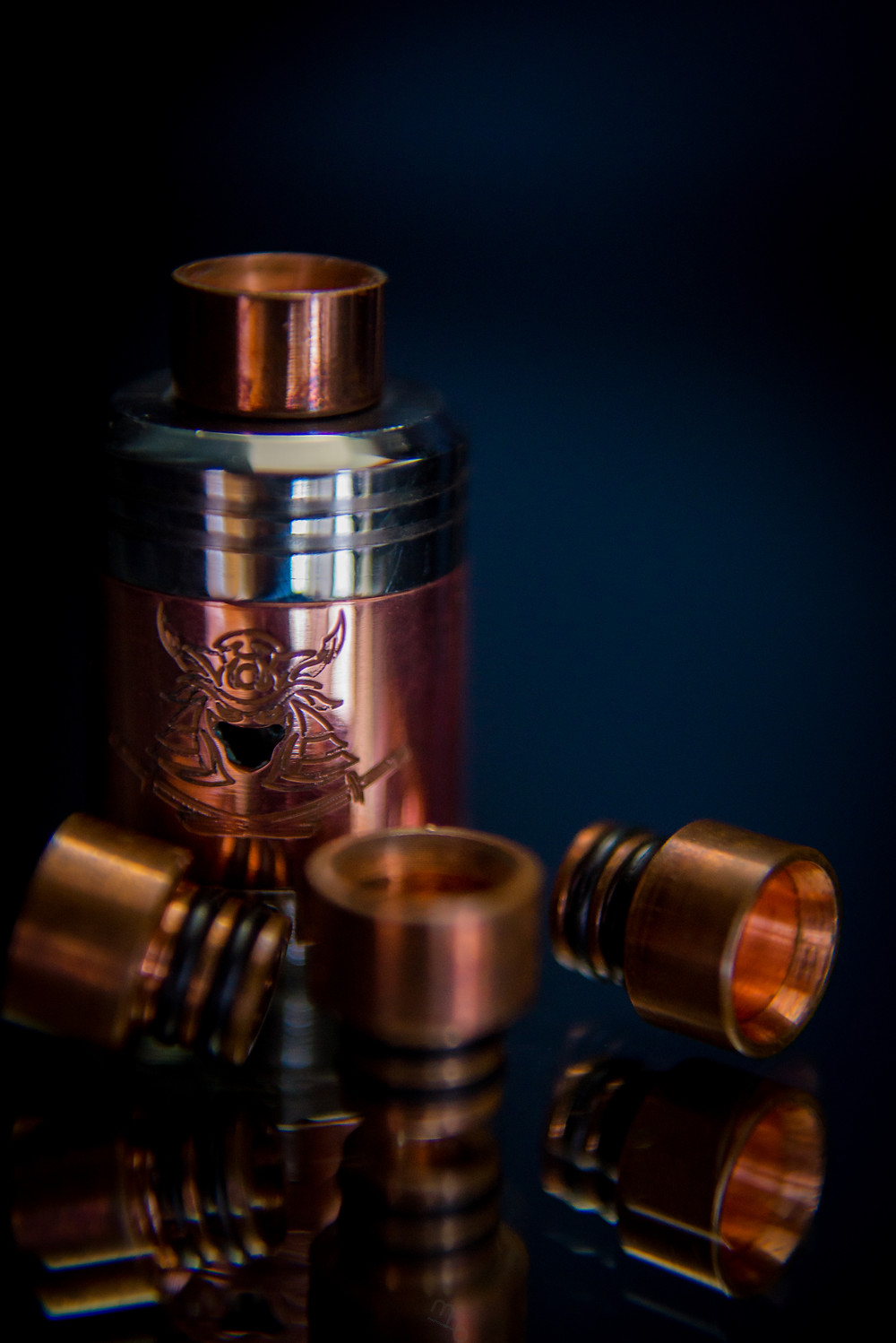 Samurai Competition V2 with Copper Drip Tip