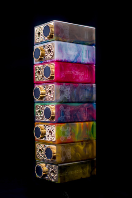 UDG Series Box Mod Acrylic Redition
