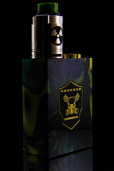 UDG Series Box Mod Resin Edition by MCMMods