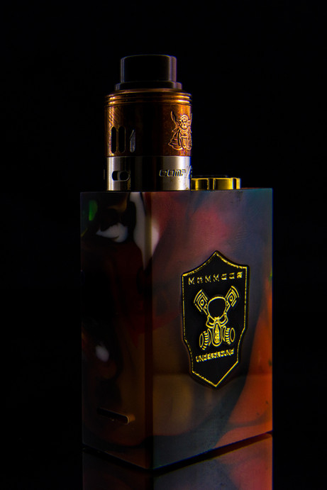 UDG Series Box Mod Resin Series by MCMMods
