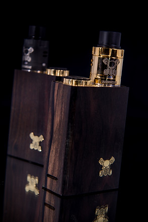UDG Series Box Mod Wood Edition