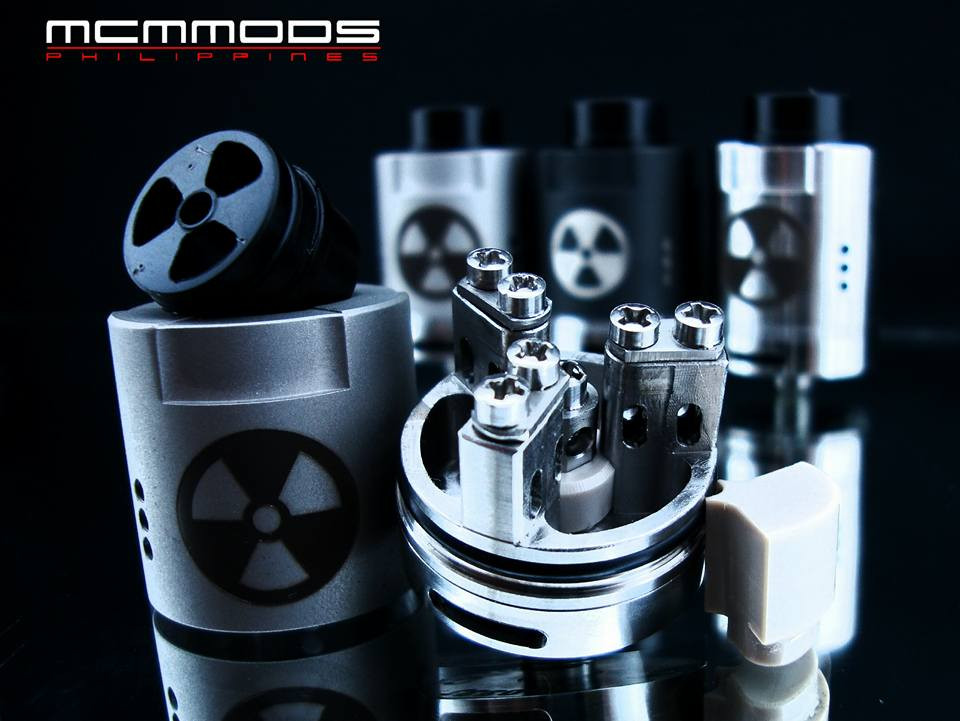 Another MCM Mods Innovation: Nuclear RDA. Click to shop!
