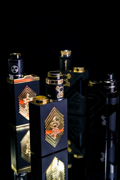 MCM Mechanical Mods Philippines Authentic Vape Mods and RDAs