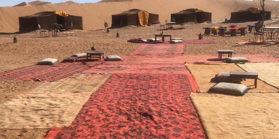 Yoga - och rundresa Marocko