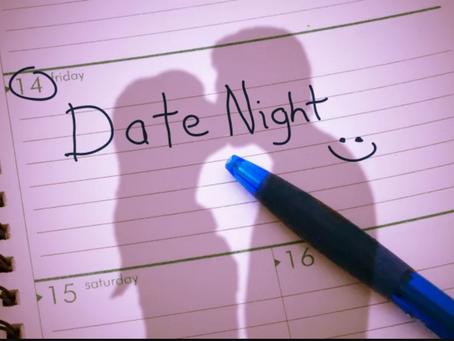 10 Date Night Ideas after a long week of work!
