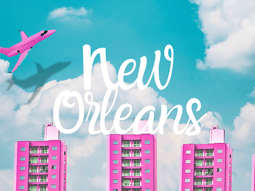 THE GLAM TOUR NEW ORLEANS- JULY 19TH (DEPOSIT ONLY)