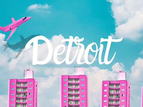 THE GLAM TOUR DETROIT- AUGUST 9TH(DEPOSIT ONLY)