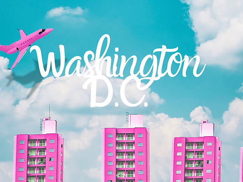 THE GLAM TOUR WASHINGTON D.C. SEPTEMBER 26TH(DEPOSIT ONLY)