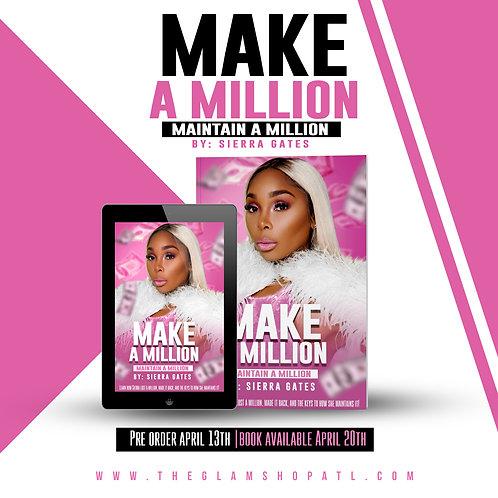 MAKE A MILLION, MAINTAIN A MILLION E-BOOK