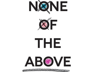 'None of the Above' featured in AudioFile Magazine