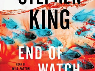 Audio Sample of Stephen King's New Novel