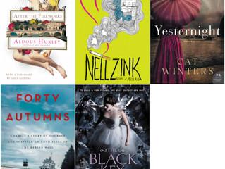 Harper Audiobooks - October Releases!