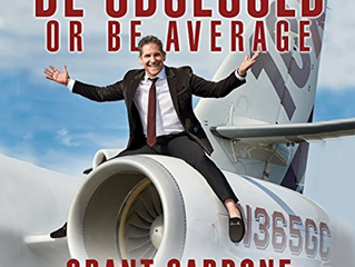 Be Obsessed with Grant Cardone's New Audiobook