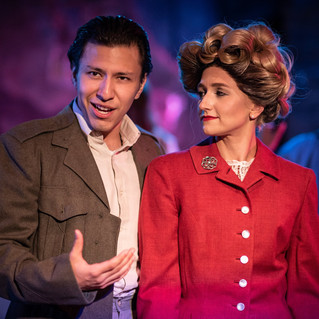 """SCRT's """"Evita"""" tells compelling story of Argentina's first lady"""