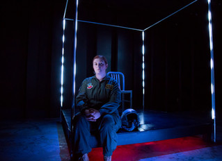 Grounded: One-woman's story makes for hard-hitting, emotional theater production