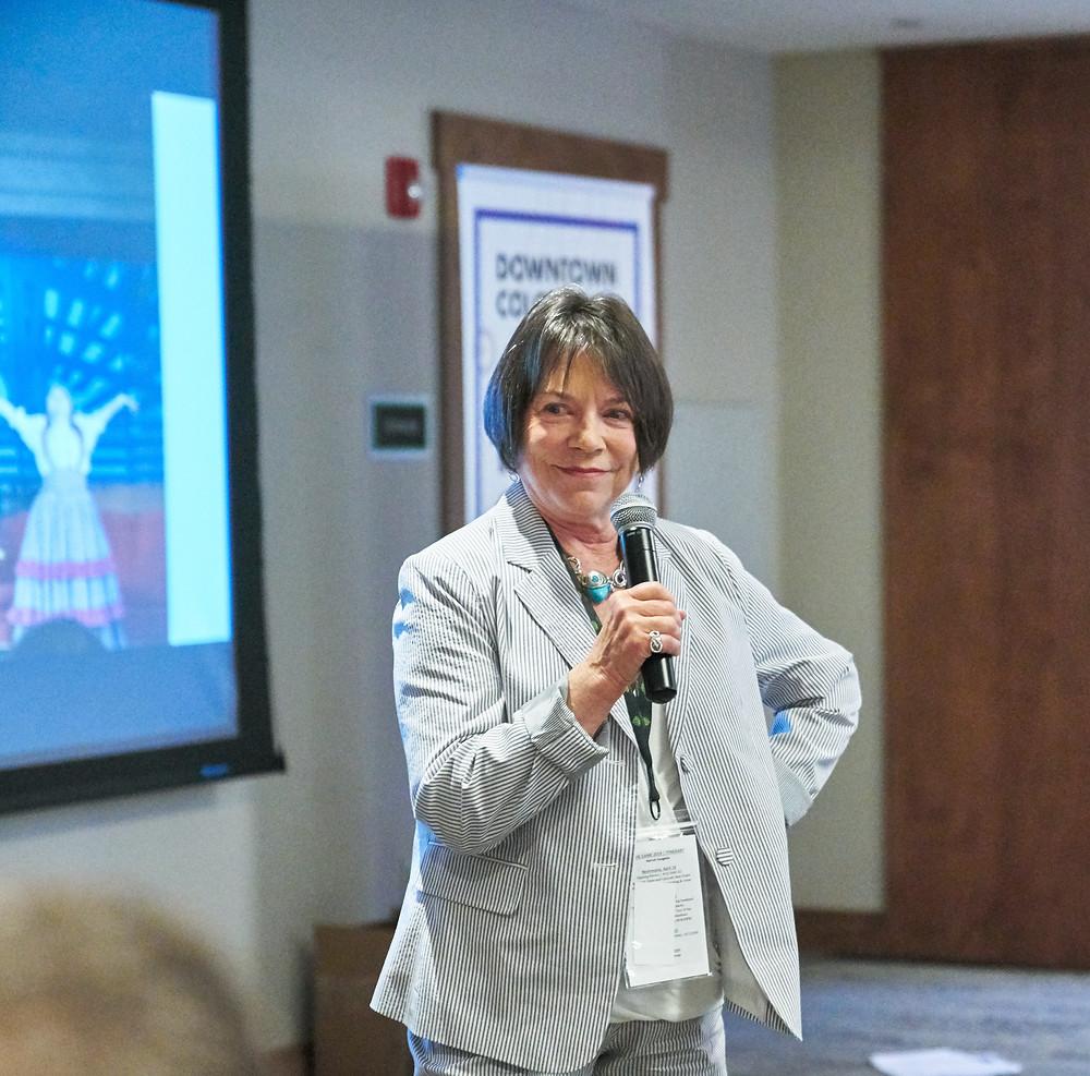 Elizabeth Dapo - photo courtesy of Elizabeth Dapo
