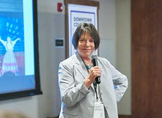Retiring Executive Director Harriet Vaugeois ready to hand off the job