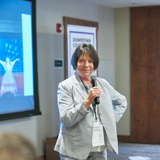 Retiring Executive Director Harriet Vaugeois ready to hand off the job