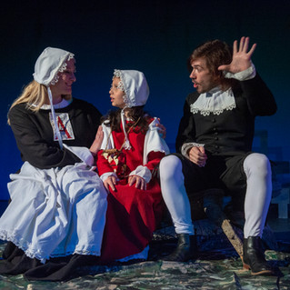 Scarlet Letter: A beautiful production