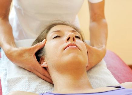 Craniosacrale Behandlung
