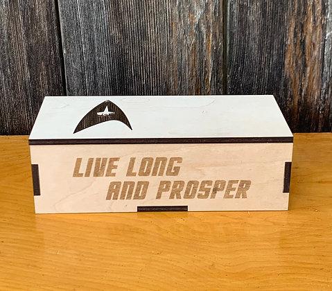 Star Trek Inspired Box