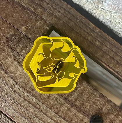 Overwatch Junkrat Pin
