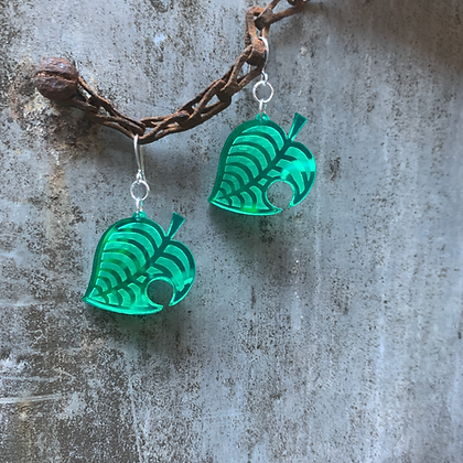 Animal Crossing New Horizons Earrings