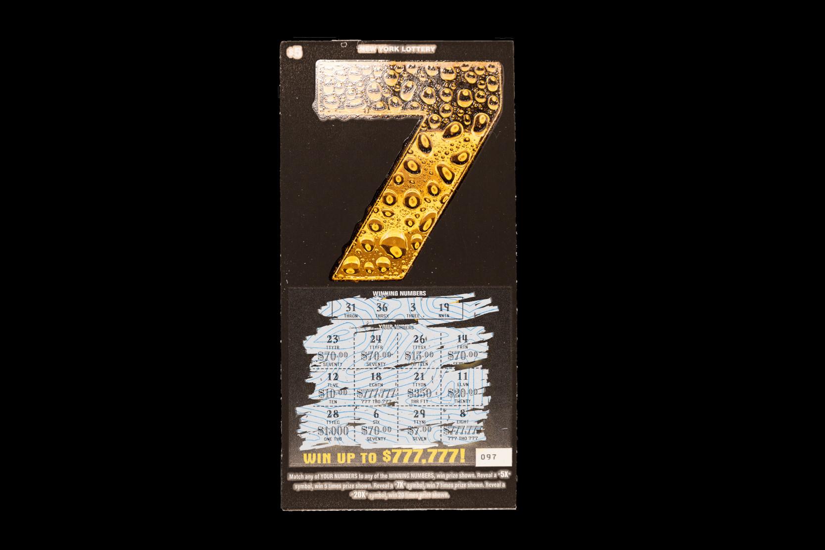 No. 7 Lotto