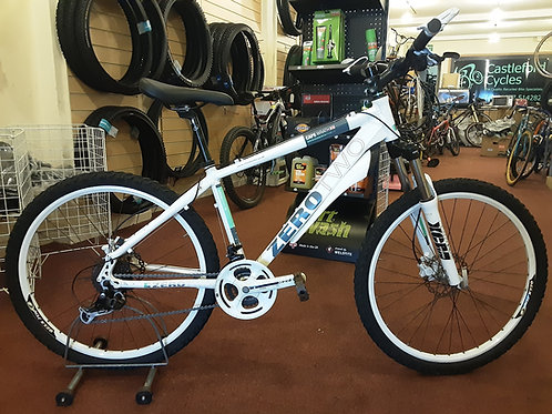 CLAUD BUTLER CAPE WRATH ZERO TWO 26 INCH HYDRO FRONT SUS 27 SPEED GOOD CONDITION