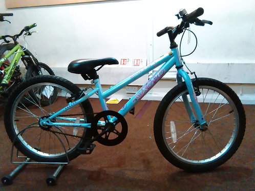 BOYS/GIRLS APOLLO XC20 BLUE 20 INCH WHEEL GOOD CONDITION
