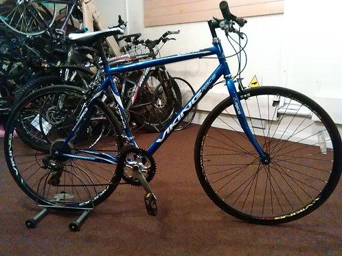 VIKING PHANTOM 700C WHEELS 14 SPEED BLUE/BLACK GOOD CONDITION