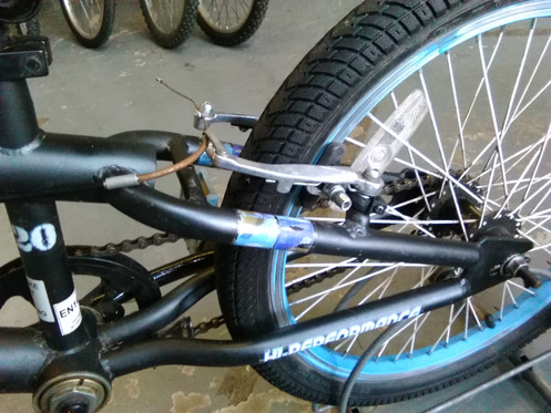 9d5d557dca5 This is for a Boys Girls Procycle Hybrid Theory BMX Bike. As with all of  our Quality Used Bikes It does have some wear and tear marks