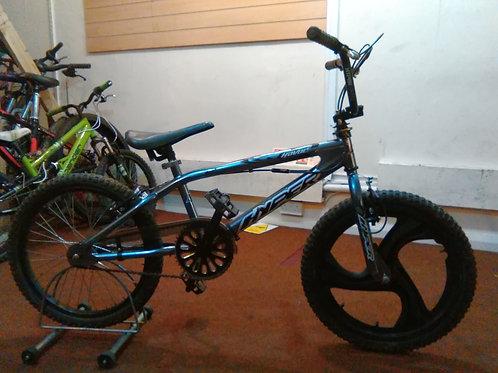 HYPER HAVOC BMX 20 INCH WHEEL 360 GYRO BLUE/BLACK GOOD CONDITION