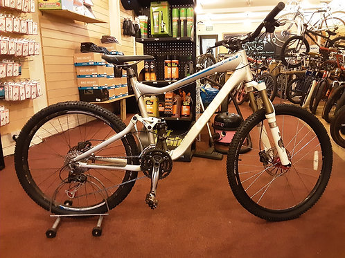 GIANT TRANCE X4 FULL SUS ALLOY 27 SPEED HYDROS FOX FORKS GOOD CONDITION