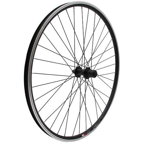 "KX MTB 29"" Doublewall Q/R Wheel Disc Brake Black"