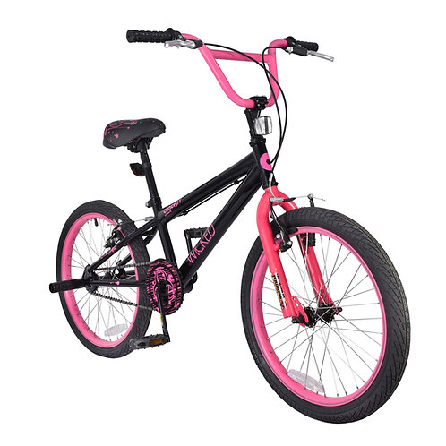 """Concept Wicked 20"""" Wheel Girls Bicycle"""