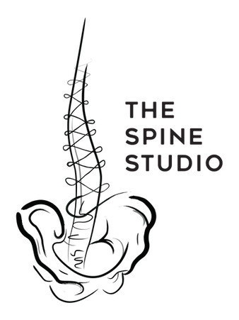 The Spine Studio Logo