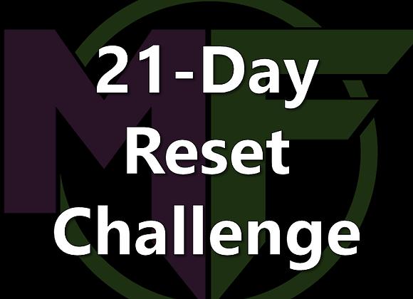 21-Day Reset Challenge