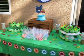 Custom Dessert Tables and Backdrops